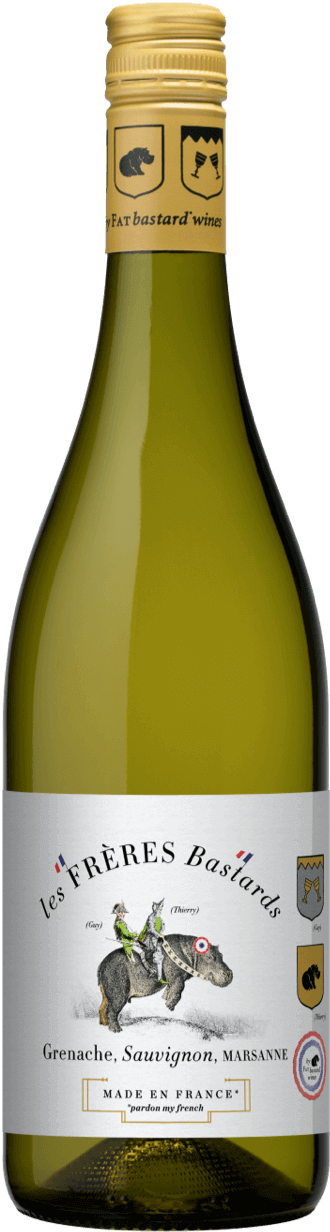 G.S.M. Blanc Bottle